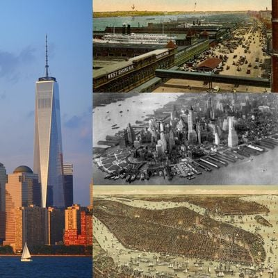 400 Years of the World Trade Center Site From Beavers to Bankers Webinar