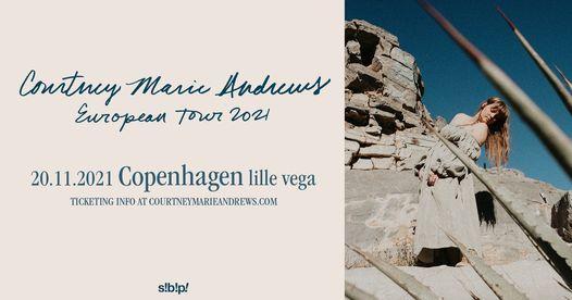 Courtney Marie Andrews (US) at Lille VEGA - Solokoncert, 20 November   Event in Copenhagen   AllEvents.in