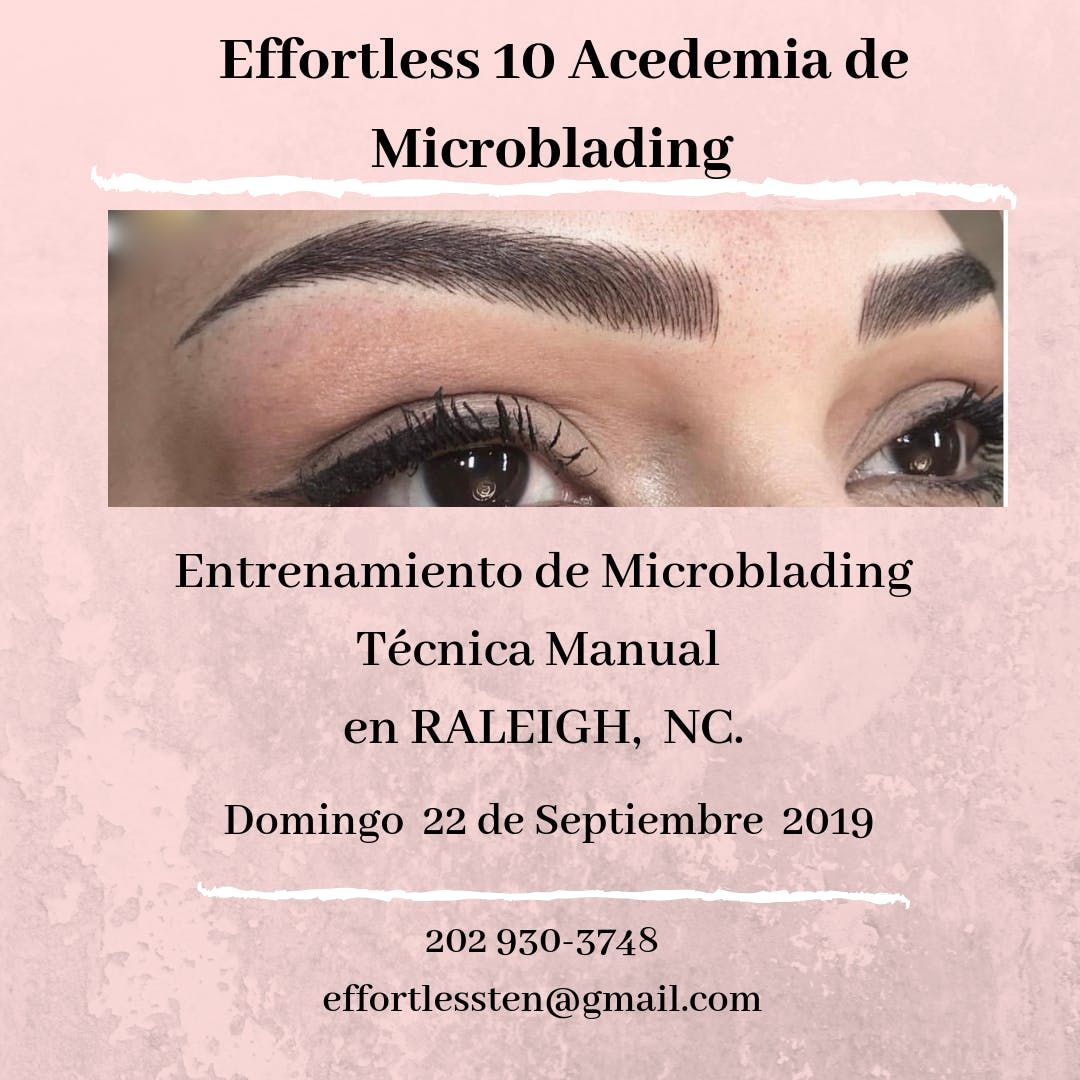Beirut Branko Babic Microblading Academy events in the City
