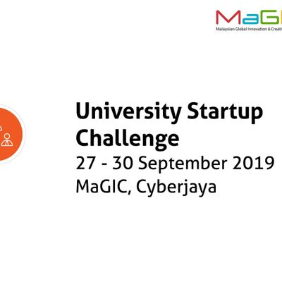 MaGIC University Startup Challenge 2019