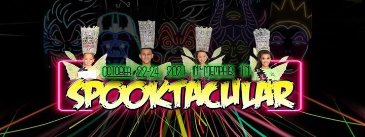 SPOOKTACULAR Pageant 2021, 22 October   Event in Memphis   AllEvents.in