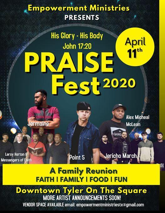 Praise Fest 2020