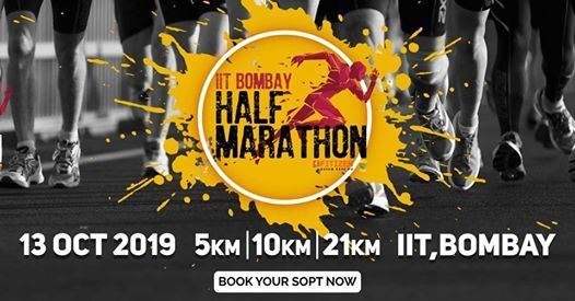 IIT Bombay Half Marathon 2019