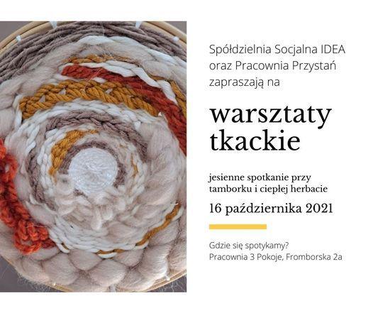 Warsztat tkacki   Event in Elblag   AllEvents.in