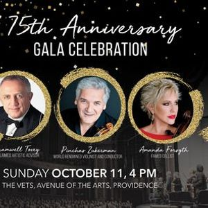 75th Anniversary Gala Celebration