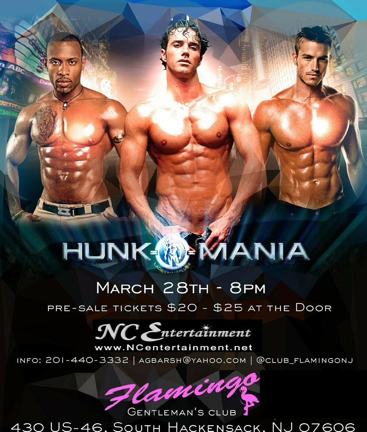Hunk-O-Mania Male Revue Strip Show Club - San Diego, CA | Event in Chula Vista | AllEvents.in