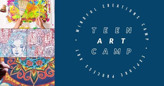 Mindful Creations Camp (ages 12-17)