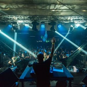 Open Air Event  Zyce  Synthologic  Microstar & Residents