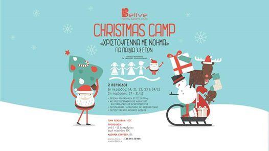 Belive FSC Christmas Camp