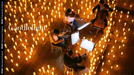 Candlelight Bruxelles : concerts classiques à la bougie, 6 February | Event in Brussels | AllEvents.in