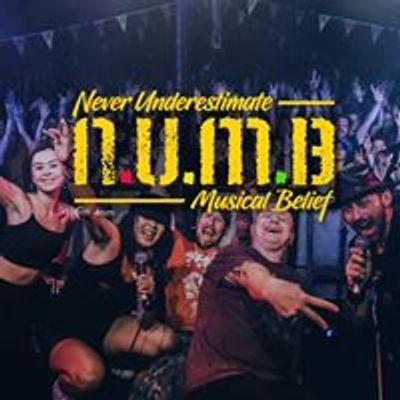 NUMB - Never Underestimate Musical Belief