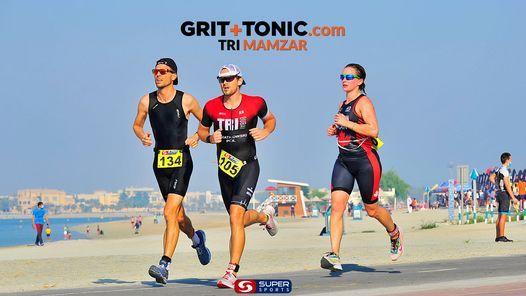 GRIT+TONIC.com Triathlon: Mamzar, Race 1, 22 October | Event in Dubai | AllEvents.in