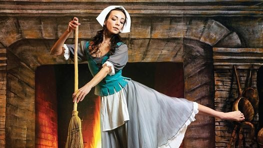 Cinderella: State Theatre of Ukraine Presented by Classical Arts, 28 November   Event in Kalamazoo   AllEvents.in