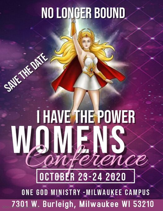 No Longer Bound Women's Conference 2020, 23 October | Event in Milwaukee | AllEvents.in