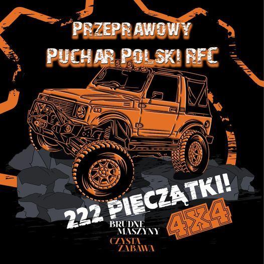 PRZEPRAWOWY PUCHAR POLSKI RFC - 222 PIECZĄTKI!, 22 October | Event in Elblag | AllEvents.in
