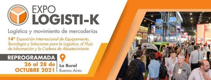 Expo Logisti-K 2021, 26 October | Event in San Martin | AllEvents.in
