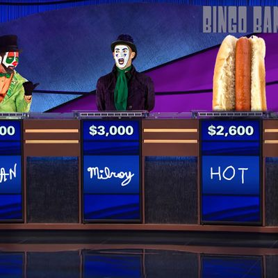 The Burlesque Bingo Bango Show