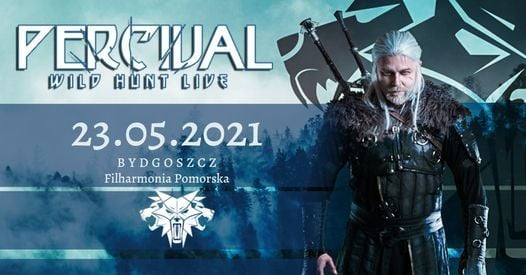 Percival Wild Hunt Live - koncert w Bydgoszczy / 23.05.2021r, 23 May | Event in Bydgoszcz | AllEvents.in