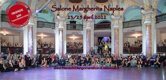 FRIENDS300tangomarathon, 22 April | Event in Casoria | AllEvents.in