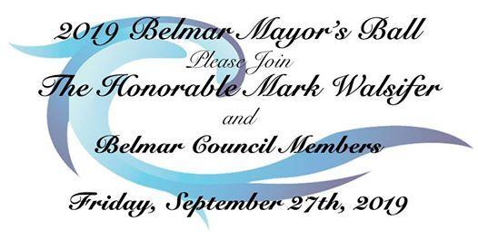 2019 Belmar Mayors Ball