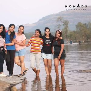 Womens Day Special - Only Girls Camping