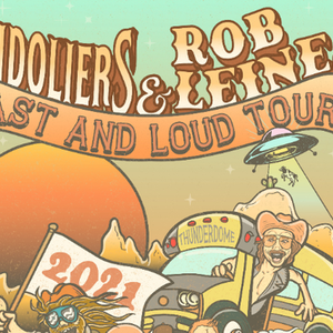 KBCS Presents Vandoliers w Rob Leines & The Hasslers