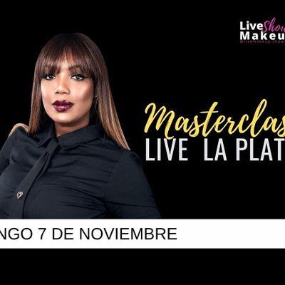 NATHACHA NINA - LA PLATA LIVE -  Huenu Zapata Make