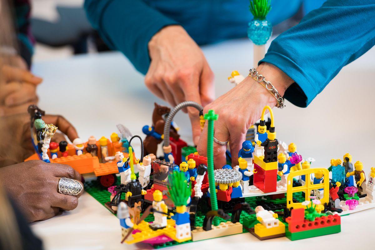 Certificación en el método LEGO® SERIOUS PLAY® Buenos Aires, Argentina, 8 September   Event in Buenos Aires