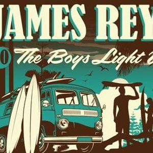 James Reyne - The Boys Light Up  Enmore Theatr