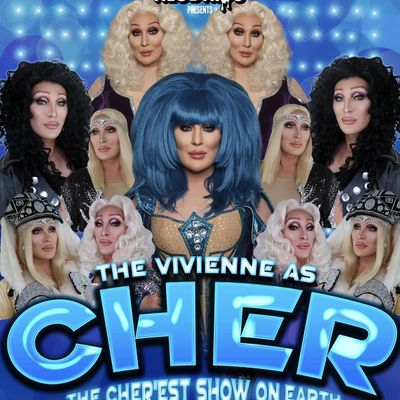 Klub Kids London Presents THE VIVIENNE as Cher (14)