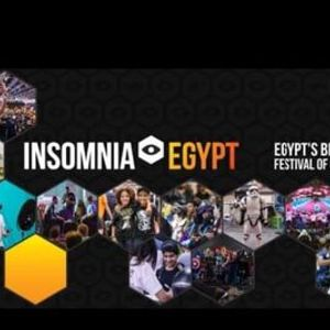 Insomnia Egypt Exhibition 2021