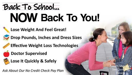 Back To School 40 Day Challenge At Gateway Metabolic Weight Loss Llc
