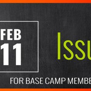 BASE CAMP Lead Now EOS IDS Session - Issues