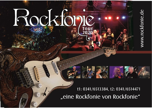 Rockfonie in Concert Queen-Cover