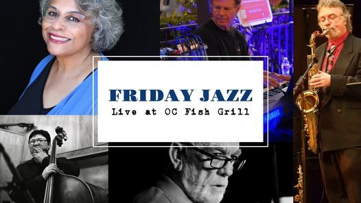 Friday Night Live Jazz, 29 October | Event in Irvine | AllEvents.in