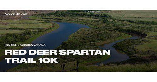 RED DEER SPARTAN TRAIL 10K, 20 August | Event in Red Deer | AllEvents.in