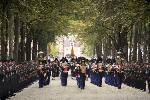 Koninklijke Militaire Kapel Johan Willem Friso - Vrij Land, 26 November | Event in Heerlen | AllEvents.in