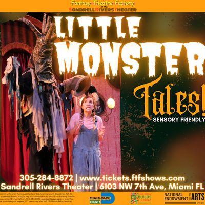 Little Monster Tales LIVE- Sensory Friendly