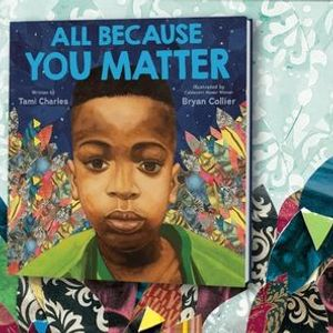Anti-Racism Story Time Presents Author Tami Charles