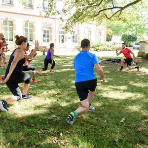 Sport en plein air  Urban training
