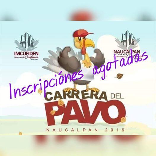 Carrera Del Pavo Naucalpan