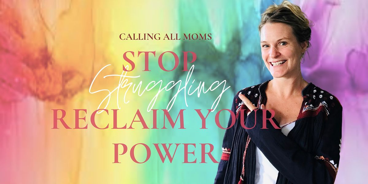 Stop the Struggle, Reclaim Your Power as a Woman (GREENSBORO) | Event in Greensboro | AllEvents.in