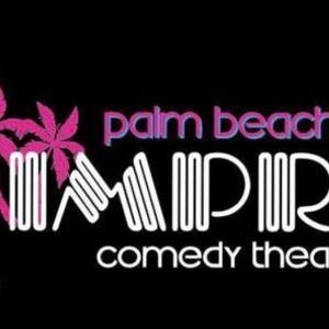 FREE TICKETS  PALM BEACH IMPROV 616  STAND UP COMEDY SHOW