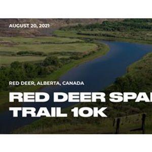 RED DEER SPARTAN TRAIL 10K