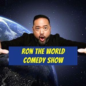 Comedian Ron Josol