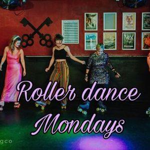 Intermediate Roller Dance