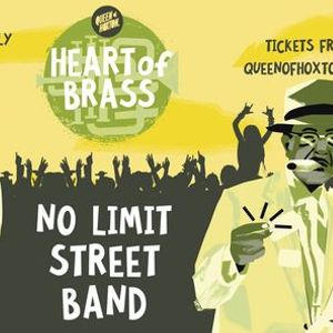 Heart of Brass w No Limit Street Band (Live Brass Band)