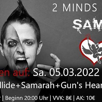 2 Minds Collide  Samarah  Guns Heart