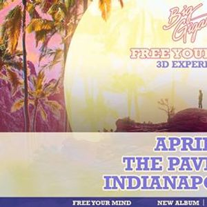 Big Gigantic - Free Your Mind 3D Experience - Indianapolis