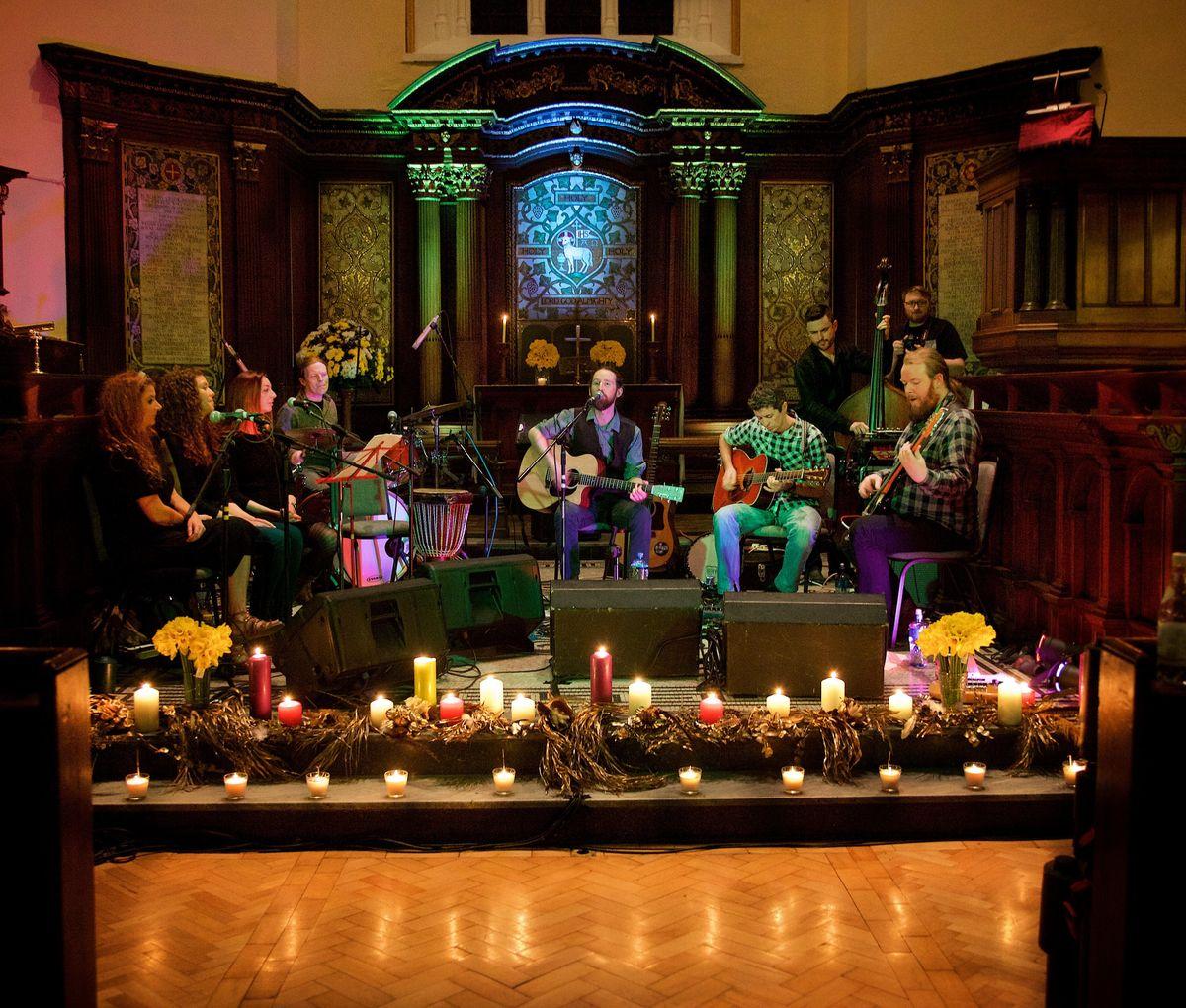 Niall Mc Guigan & Friends - Album Launch - Spiritual Anarchy
